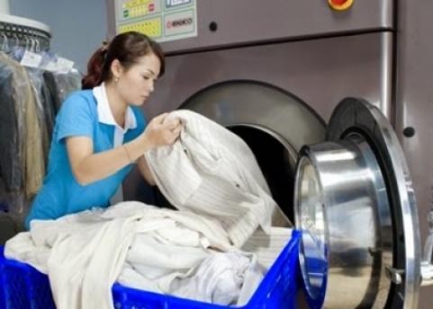 Giặt Chăn, Giặt Ga