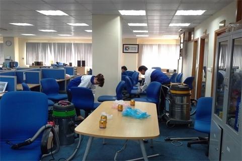 Giặt Ghế Văn Phòng