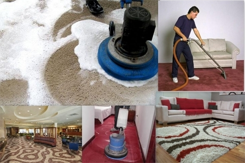Giặt Thảm Văn Phòng