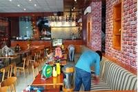 Giặt Ghế Quán Cafe